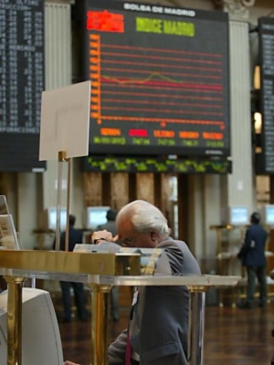 Bild von Spanische Wirtschaft kommt nicht aus der Krise