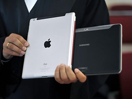 Photo of Rechtsstreit zwischen Apple und Samsung spitzt sich zu