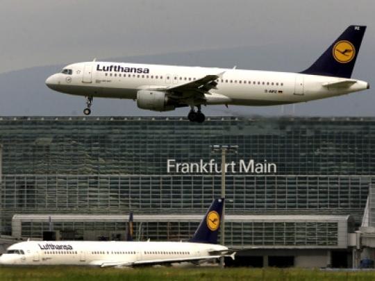 Photo of Flughafen Frankfurt verzeichnet mehr Passagiere