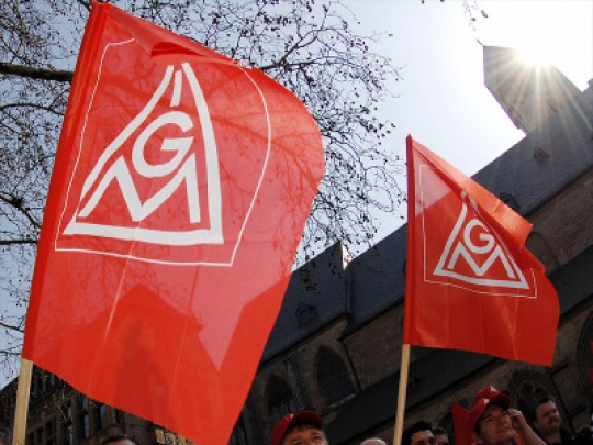 IG Metall ruft zu Warnstreik bei Autoliv auf