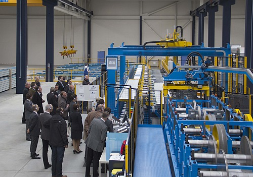 Münker Metallprofile GmbH: Qualität und Termintreue setzen sich durch!