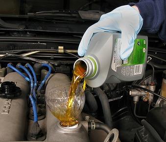 Bild von Selbst das Motoröl wechseln?