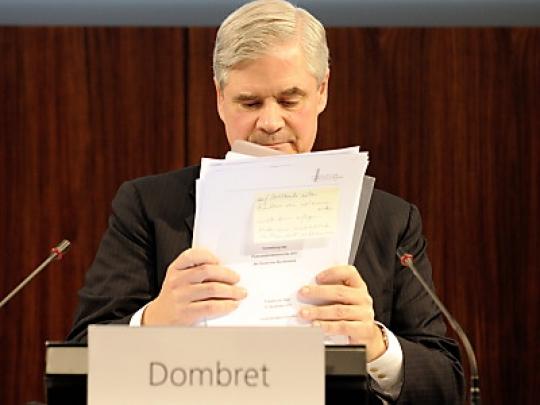 Bild von Bundesbank-Vorstand Dombret erwartet keine Kreditklemme