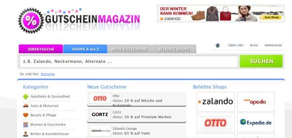 Photo of Mit Gutscheinmagazin.de beim Online Shopping profitieren