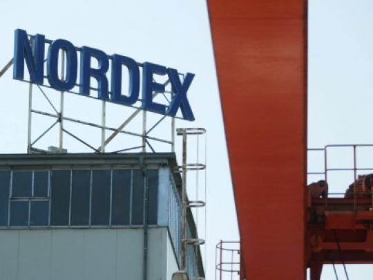 Bild von Nordex steigert Neugeschäft