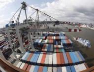 Deutsche Wirtschaft setzt sich von Europas Schrumpfkurs ab