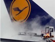 Deutschlands Flughäfen haben kein Problem mit der Kälte