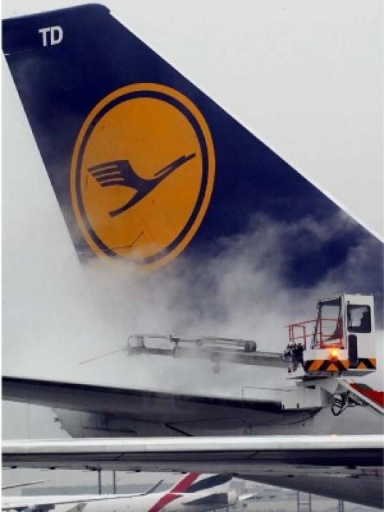 Photo of Deutschlands Flughäfen haben kein Problem mit der Kälte