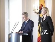 Bundespräsident Wulff ist ohne ein Wort der Entschuldigung zurückgetreten