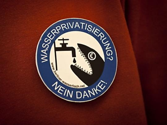Photo of EU-Kommission verlangt Erklärung zu Berliner Wasserpreisen