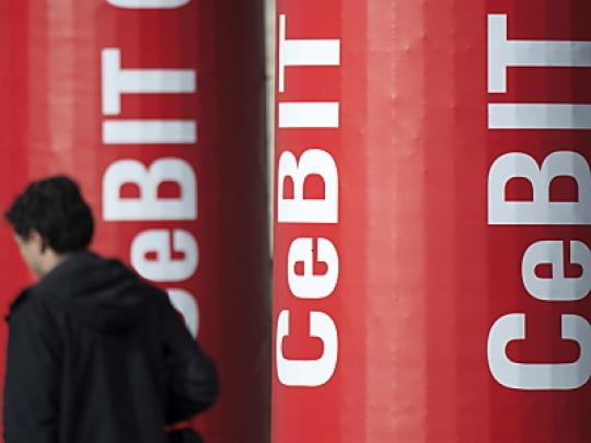 Photo of Cebit startet mit Ausstellerplus