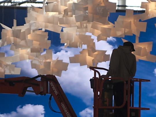 Bild von Cloud Computing stößt noch auf große Vorbehalte