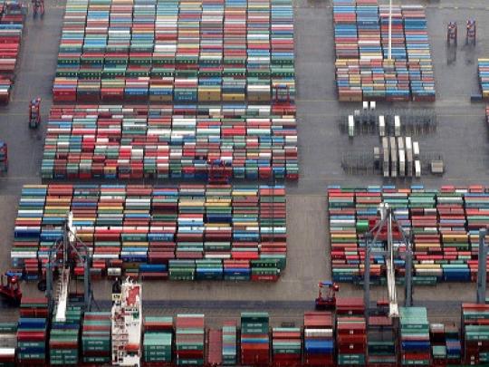Güterumschlag an Deutschlands Seehäfen legt zu
