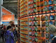 Buchmesse Leipzig – Mehr Besucher und mehr Crossmedia