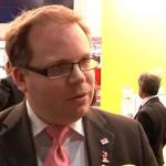 Agenturinhaber Sven Klawunder freute sich über die erfolgreichen Kontakte auf der ITB in Berlin.