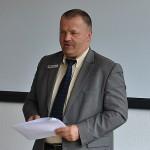 Michael Sallmann von der IHK Köln - Leiter der Zweigstelle in Gummersbach im Oberbergischen Kreis. Foto: Sven-Oliver Rüsche