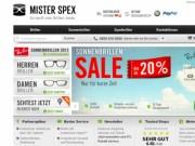 Datenschutz bei Onlineshopping Plattformen ist wichtig, dass merkte nun Brillenspezialist Mister Spex.