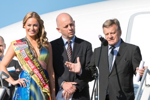 """Quellenangabe: """"obs/Condor Flugdienst GmbH"""""""
