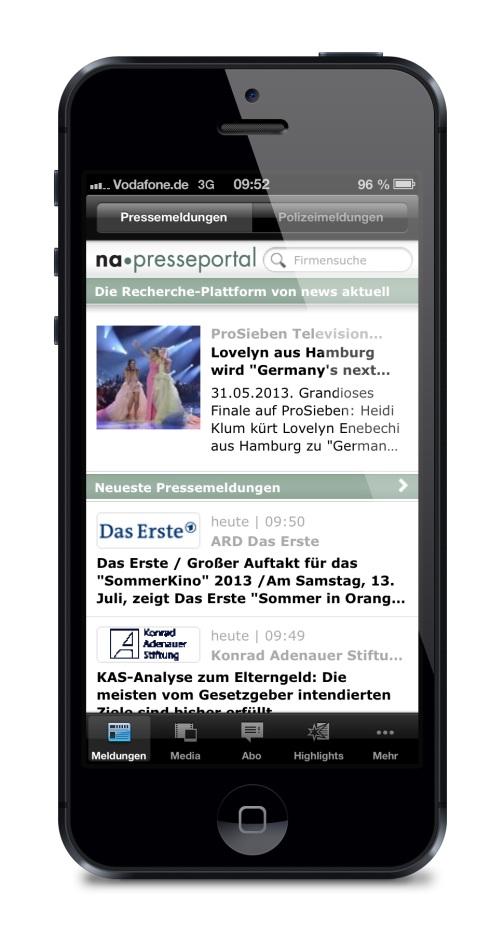 "Quellenangabe: ""obs/news aktuell GmbH """