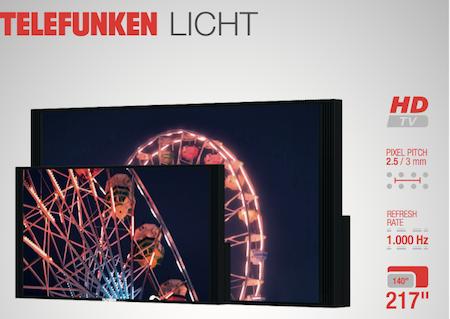 Quellenangabe: TELEFUNKEN Licht AG