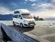 Der neue Ford Nugget: Weltpremiere auf dem Caravan Salon