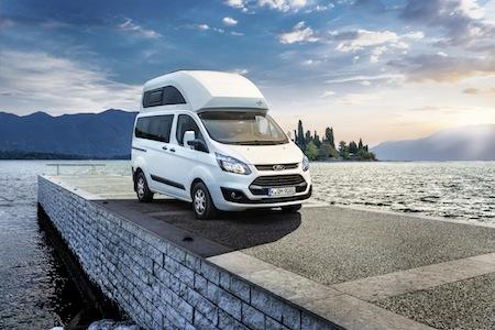 Bild von Der neue Ford Nugget: Weltpremiere auf dem Caravan Salon