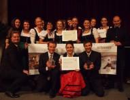 Alpenresort Schwarz gewinnt European Excellence Award 2013