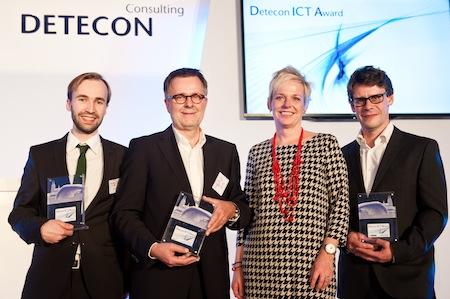 Photo of VMS, Fabasoft und Next Kraftwerke gewinnen Detecon ICT Award