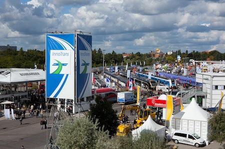 Photo of InnoTrans 2014 mit positiver Halbzeitbilanz