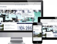 Bertelsmann-Website setzt neue Schwerpunkte