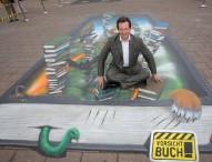 """""""Vorsicht Buch!"""" auf der Frankfurter Buchmesse"""