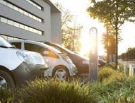 RWE Effizienz zeigt auf der eCarTec neue Ladelösungen für gewerbliche E-Flotten