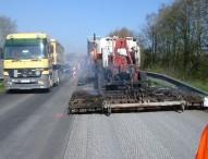 Mehr Sicherheit für Beschäftigte im Straßenverkehr