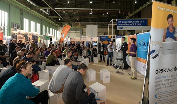 Bild von Gründer- und Unternehmertage in Berlin