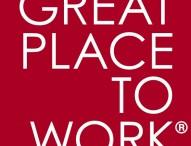 Beste Arbeitgeber weltweit ausgezeichnet