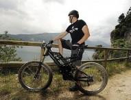 Mit E-Power besonders kraftvoll mountainbiken