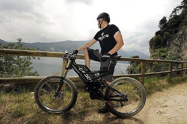 Bild von Mit E-Power besonders kraftvoll mountainbiken