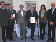 BLISTA mit der Kurt-Alphons-Jochheim-Medaille der DVfR geehrt