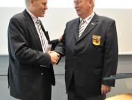 Hans-Hubert Hatje einstimmig zum neuen DLRG-Präsidenten gewählt