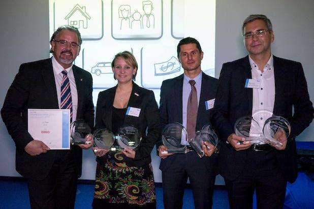 Photo of ERGO Direkt erneut für beste Versicherungswebseite ausgezeichnet