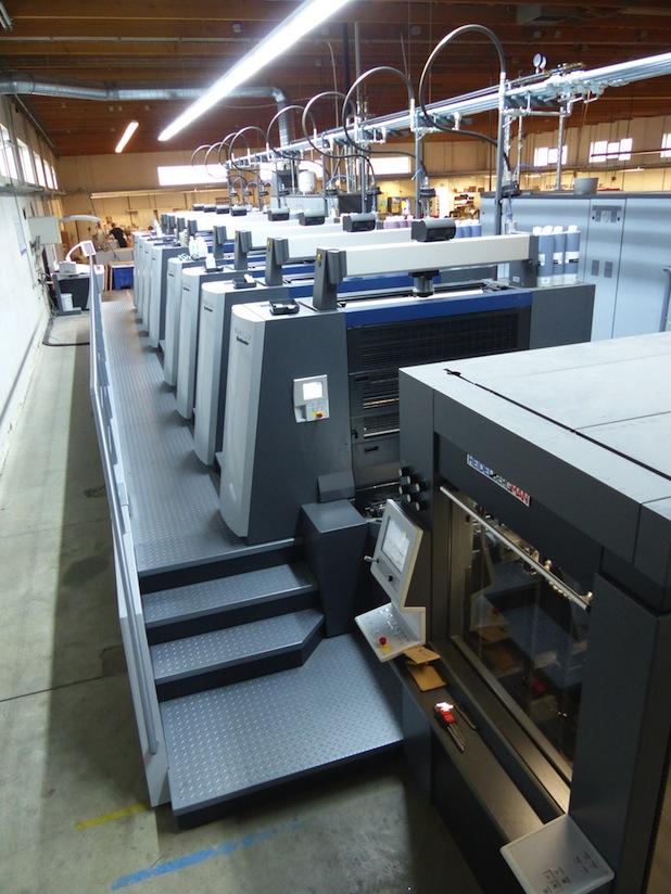 Photo of diedruckerei.de investiert über drei Millionen Euro in Produktion
