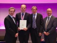 Dr. Dennis Wolf erhält Inge-Edler-Forschungsstipendium