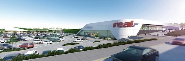 Photo of real,- präsentiert die Zukunft des Einkaufens