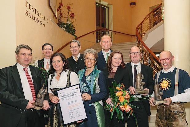 Photo of Tourismuspreis Niederösterreich 2013