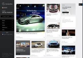 Photo of Mercedes-Benz Social Publish