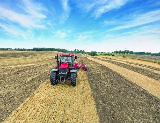 Bild von Navigationssysteme erobern die Landwirtschaft