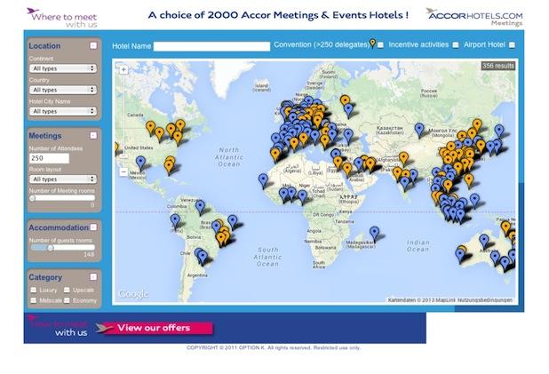 Photo of Accor stellt ein neues Tool für Organisatoren vor
