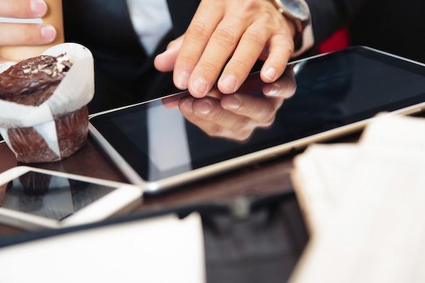 Photo of Virenschleuder Touchscreen