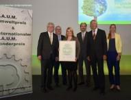 Umweltpreis für Sarah Wiener und Dagmar Fritz-Kramer