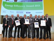 dena verleiht Energy Efficiency Award 2013